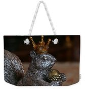 A King For A Day Weekender Tote Bag