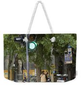 A Kiss In Budapest Weekender Tote Bag