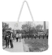 A Kiss In The Shade Weekender Tote Bag