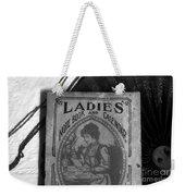 A Ladies Memories Weekender Tote Bag