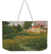 A Landscape In Vicinity Of Strijigorod Weekender Tote Bag