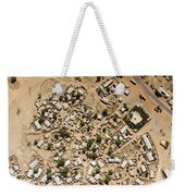 A Large Sahelian Town In Western Mali Weekender Tote Bag