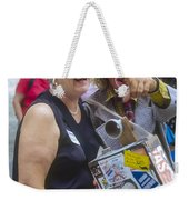 A Laugh In The Park Weekender Tote Bag