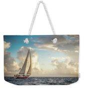 A Life At Sea Weekender Tote Bag