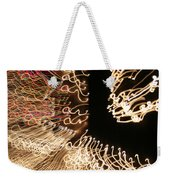 A Light Abstraction Weekender Tote Bag