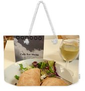 A Lighthouse Lunch Weekender Tote Bag
