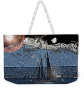 A Lightshow To Remember Weekender Tote Bag