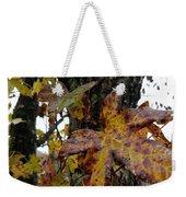 A Lil Bit Of Fall Weekender Tote Bag