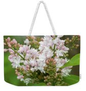 A Lilac Bouquet Weekender Tote Bag