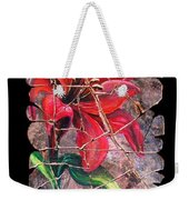 A Lily Fresco Weekender Tote Bag