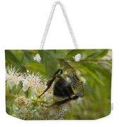 A Little Bee-hind Weekender Tote Bag