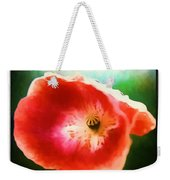 A Little Bit Orchid Weekender Tote Bag