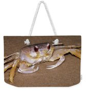 A Little Crabby Weekender Tote Bag