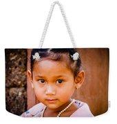 A Little Khmer Beauty Weekender Tote Bag