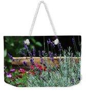 A Little Lavender Weekender Tote Bag