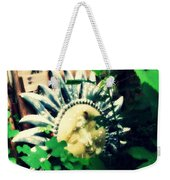 A Little Piece Of Sunshine In Ma's Garden Weekender Tote Bag
