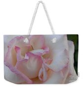 A Little Pink Around The Edges Weekender Tote Bag