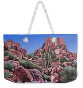 A Little Slice Of Arizona Weekender Tote Bag