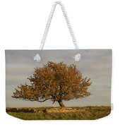 A Little To The Left Weekender Tote Bag