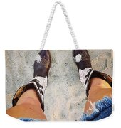 A Long Ways From Home Weekender Tote Bag