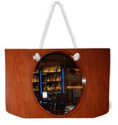 A Look Thru The Fishbowl Weekender Tote Bag