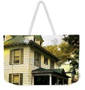 A Lovely House Weekender Tote Bag