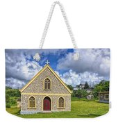 A Lovely Jamaican Church Weekender Tote Bag