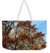 A Magnificent Fall Day Weekender Tote Bag
