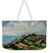 A Maltese Country Landscape Weekender Tote Bag
