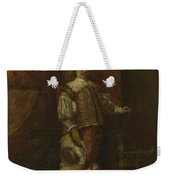 A Man In   Th Century Spanish Costume Weekender Tote Bag