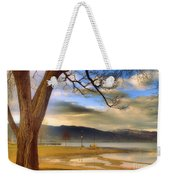 A March Morning Weekender Tote Bag