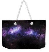 A Massive Nebula Covers A Huge Region Weekender Tote Bag by Justin Kelly