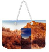 A Matter Of Respect Weekender Tote Bag