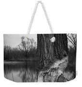 A Matter Of Time Weekender Tote Bag