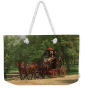 A May Morning In The Park Weekender Tote Bag