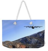 A Mc-130j Combat Shadow II Aircraft Weekender Tote Bag