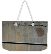 A Mean Wall Weekender Tote Bag