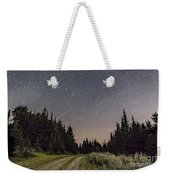 A Meteor And The Big Dipper Weekender Tote Bag