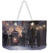 A Midwinter Night's Dream Weekender Tote Bag