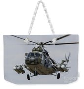 A Mil Mi-17 Helicopter Of The Czech Air Weekender Tote Bag