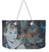 A Modern Breakfast Girl Weekender Tote Bag