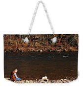 A Moment By The Water Weekender Tote Bag