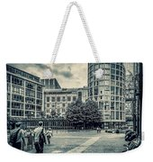 A Moment In Southwark, London. Weekender Tote Bag