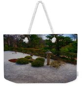 A Moment In The Garden Weekender Tote Bag
