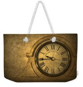 A Moment In Time Weekender Tote Bag by Evelina Kremsdorf
