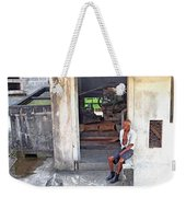 A Moment Of Reflection Weekender Tote Bag