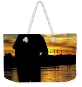 A Moment To Reflect Weekender Tote Bag