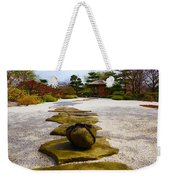 A Moment To Stop Weekender Tote Bag