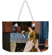 A Moments Reflection Weekender Tote Bag