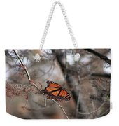 A Monarch For Granny Weekender Tote Bag